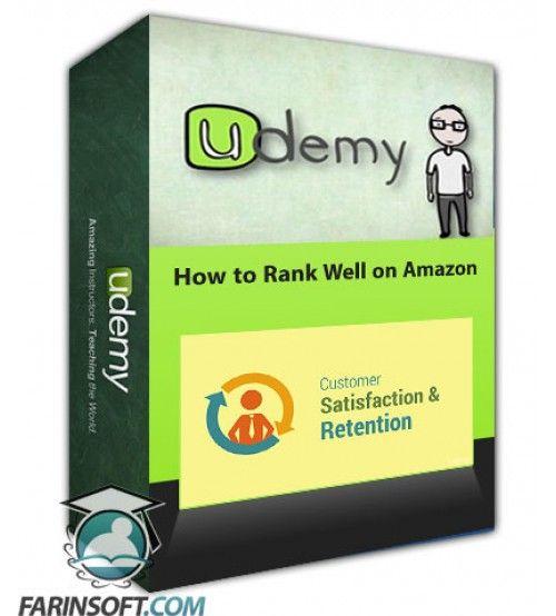 آموزش Udemy How to Rank Well on Amazon