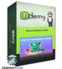 آموزش Udemy How to illustrate in Flash