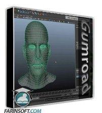 دانلود آموزش Gumroad Human Face Topology For Production