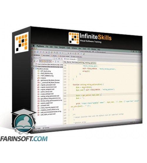 آموزش InfiniteSkills Creating Plugins to Extend WordPress Training Video