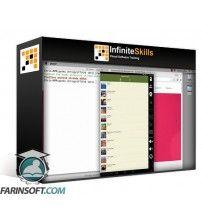 آموزش InfiniteSkills Hybrid Mobile App Development with Ionic Training Video