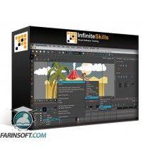 آموزش Learning Toon Boom Harmony Essentials Training Video