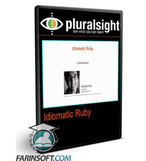 آموزش PluralSight Idiomatic Ruby