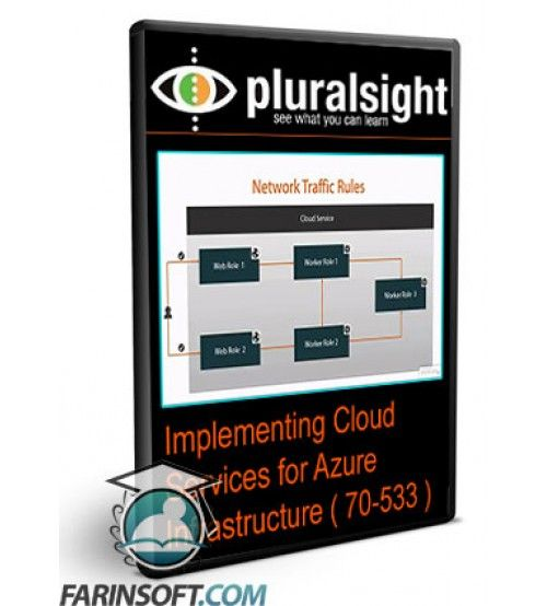 آموزش PluralSight Implementing Cloud Services for Azure Infrastructure ( 70-533 )