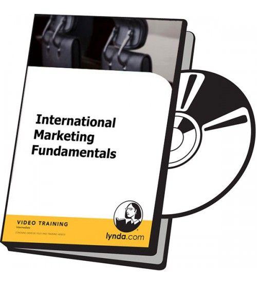 آموزش Lynda International Marketing Fundamentals