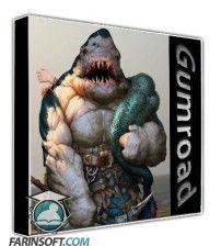 دانلود آموزش Gumroad Intro to Photoshop Setup