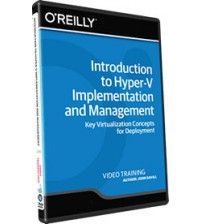 دانلود آموزش Introduction to Hyper-V Implementation and Management