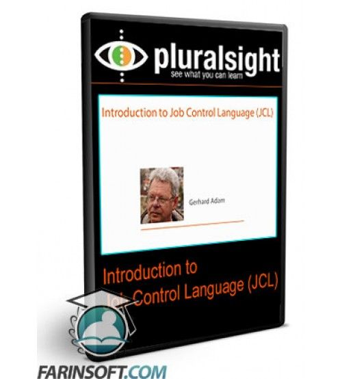 آموزش PluralSight Introduction to Job Control Language (JCL)