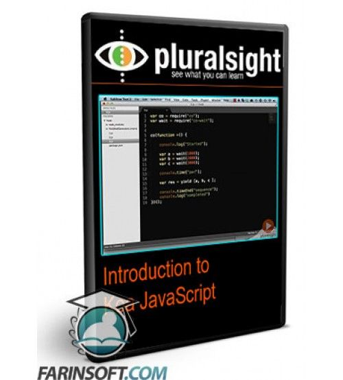 آموزش PluralSight Introduction to Koa JavaScript