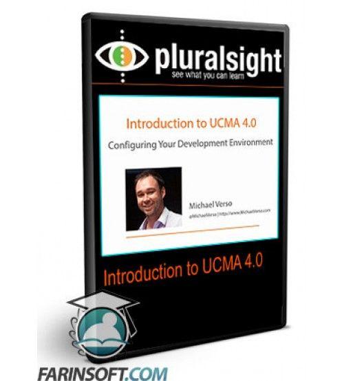 آموزش PluralSight Introduction to UCMA 4.0