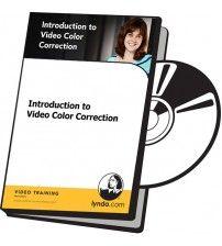 آموزش Lynda Introduction to Video Color Correction