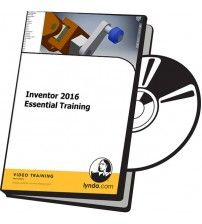 آموزش Lynda Inventor 2016 Essential Training