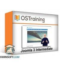 دانلود آموزش OS Training Joomla 3 Intermediate
