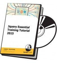 آموزش Lynda Jquery Essential  Training Tutorial 2015