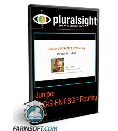آموزش PluralSight Juniper JNCIS-ENT BGP Routing