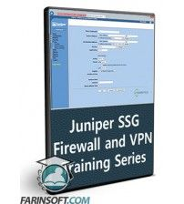 آموزش RouteHub Juniper SSG Firewall and VPN Training Series