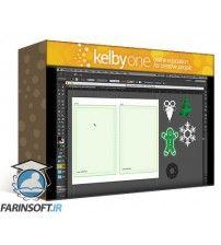دانلود آموزش KelbyOne Illustrated Holiday Cards