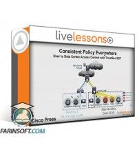 دانلود آموزش LiveLessons Cisco TrustSec LiveLessons: Deployment, Configuration and Troubleshooting Techniques