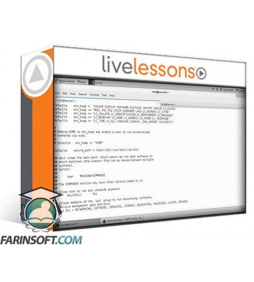 آموزش Live Lessons LPIC-1 Exam 102 LiveLessons: Linux Professional Institute Certification Exam 102