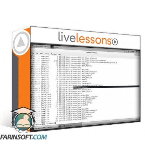 آموزش Live Lessons LPIC-1 Exam 101 : Linux Professional Institute Certification