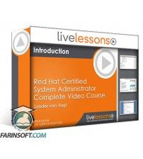 دانلود آموزش LiveLessons Red Hat Certified System Administrator – RHCSA Complete Video Course: Red Hat Enterprise Linux 7