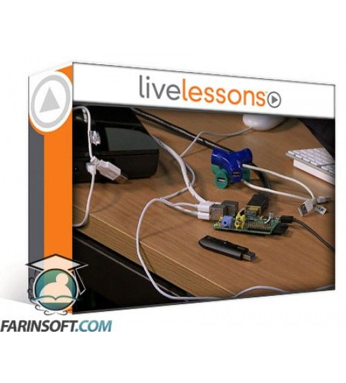 آموزش Live Lessons Introduction to Raspberry Pi