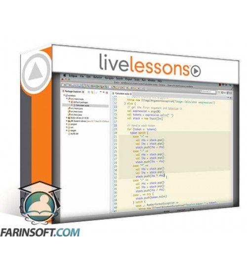 آموزش Live Lessons Scala Fundamentals