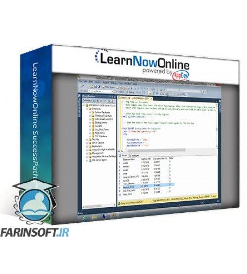 آموزش LearnNowOnline LearnNowOnline - SQL Admin 2014 4 Parts