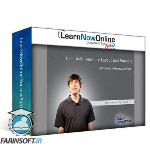 آموزش LearnNowOnline LearNowOnline - C++ AMP Memory Layout and Support
