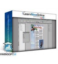 آموزش LearnNowOnline InDesign CC In-Depth Complete 4 Parts