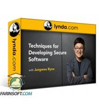 دانلود آموزش Lynda Techniques Developing  Secure Softwares