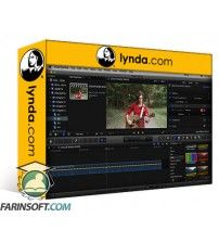 آموزش Lynda Final Cut Pro X Guru Color Correction