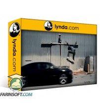 دانلود آموزش Lynda After Effects Compositing Essentials Rotoscoping & Edges