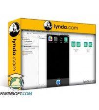 آموزش Lynda Building and Distributing a Simple App with Xcode and Swift