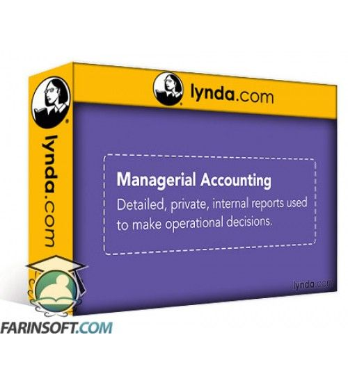 آموزش Lynda Managerial Accounting