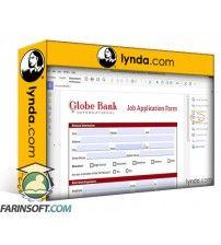 آموزش Lynda Advanced Accessible PDFs