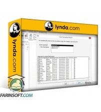 آموزش Lynda Building Solutions Using Excel 2013 and Access 2013 Together