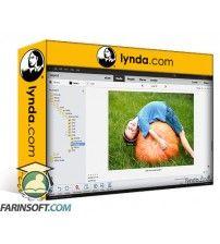 آموزش Lynda Photoshop Elements 14 Essential Training