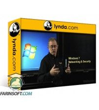 دانلود آموزش Lynda Windows 7 Networking and Security