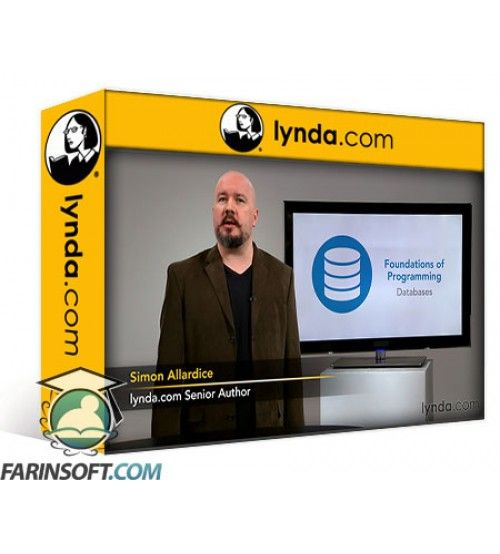 آموزش Lynda Foundations of Programming: Databases 2015