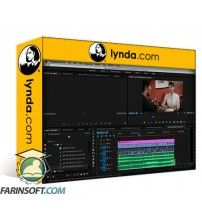 آموزش Lynda Introduction to Video Dialogue Editing