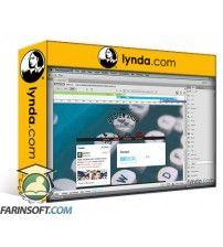 دانلود آموزش Lynda Creating.a.First Website in Dreamweaver CC 2015