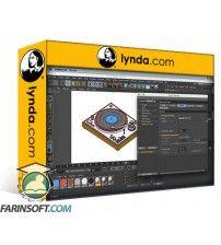 آموزش Lynda Creating Motion Graphics with Sketch and Toon in Ciname4D