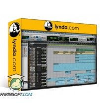 آموزش Lynda up and Running ProTools