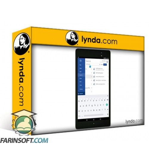 آموزش Lynda Up and Running with Office for Android Devices
