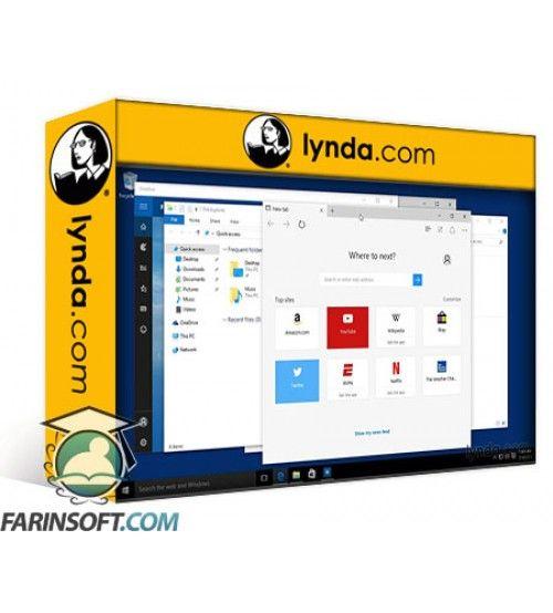 آموزش Lynda Windows 10 Essential Training