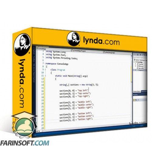 آموزش Lynda C# Essential Training