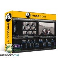 آموزش Lynda Final Cut Pro X Guru: Keyboard Shortcuts