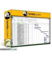 آموزش Lynda Managing Time-Constrained Projects with Microsoft Project Tutorial