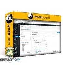 دانلود آموزش Lynda WordPress in the Classroom